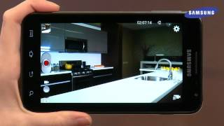 getlinkyoutube.com-Samsung Galaxy Note - Using the Camera and Camcorder