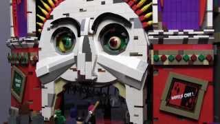 getlinkyoutube.com-Lego Batman and Robin, Joker's Funhouse