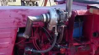 getlinkyoutube.com-Трактор Т-25 турбированный