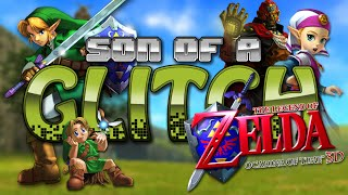 getlinkyoutube.com-The Legend Of Zelda: Ocarina Of Time 3D Glitches - Son Of A Glitch - Episode 48