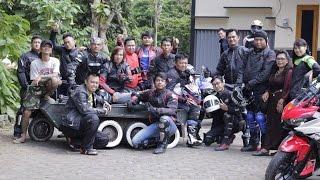 getlinkyoutube.com-Yamaha R25 Owners Indonesia Cipok Touring