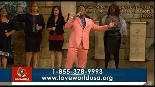 EBEN - JESUS AT THE CENTRE OF IT ALL  Loveworld USA