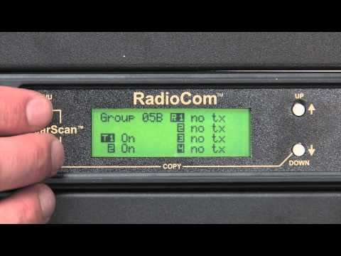 Radiocom ClearScan Tutorial