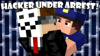 getlinkyoutube.com-If a Hacker Got Arrested - Minecraft