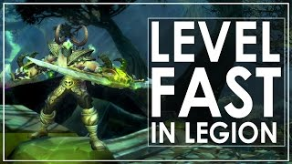 getlinkyoutube.com-WoW Legion Leveling Guide: Awesome Tips & Tricks To Level Faster [100-110]