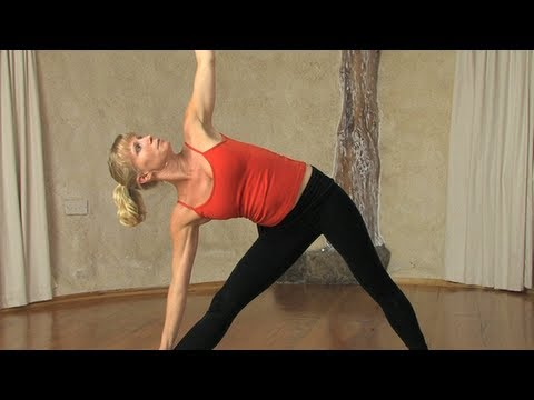 Yoga Beginners Part 3 of 5
