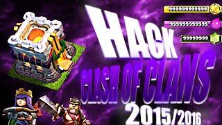 getlinkyoutube.com-Tutorial Hack | Clash Of Clans 100% NO ROOT  2016