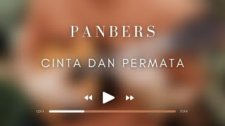 Panbers   Cinta Dan Permata  (Official Music Video)