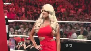 getlinkyoutube.com-[WWE]Kelly Kelly - Divas Champion Beth Phoenix/Natalya vs Alicia Fox/Eve Torres - Segment.mp4