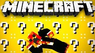 getlinkyoutube.com-Minecraft Modded Minigame: LUCKY BLOCK WALLS! - w/Preston & Friends!