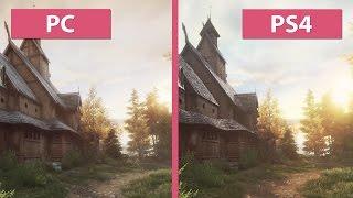 getlinkyoutube.com-The Vanishing of Ethan Carter – PC vs. PS4 – Unreal Engine 3 vs. 4 Graphics Comparison