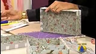 getlinkyoutube.com-Lê Arts Artesanatos - Portas jóias - Sabor de Vida - 05/05/11