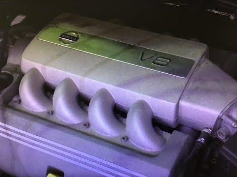 Где в Вольво 440 находится фильтр кондиционера