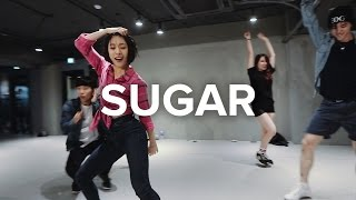 getlinkyoutube.com-Sugar - Maroon 5 / Lia Kim Choreography