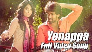 getlinkyoutube.com-Mr & Mrs Ramachari - Yenappa Sangathi - Kannada Movie Song Video | Yash | Radhika Pandit