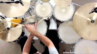 Drum Play-Along - Cha Cha Cha