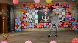 Sushant khatri | Tera hai nasha song performance | Dance champion and Dance plus season 2 fame