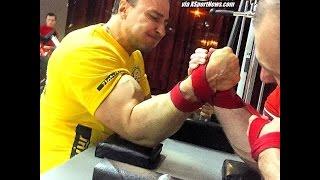getlinkyoutube.com-Alexey Voevoda ---- (ArmWrestling LIFE) ----