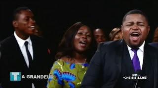getlinkyoutube.com-Prophète Djimy Mbaya feat The M.A.P.R - Ton Meilleur Ami 2016