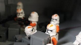 getlinkyoutube.com-LEGO Star Wars Deutsch Clone Wars Base auf Cardia 3.0 MOC
