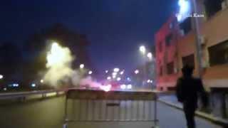 HooligansTV: Lazio ultras (Derby, 11-1-2015)
