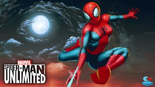 getlinkyoutube.com-Spider-Man Unlimited - NEW SPIDER-MAN CHARACTERS New Event Stories!