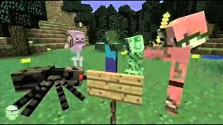 getlinkyoutube.com-Minecraft โรงเรียน นรก ตอนที่2 วันหยุดหาคน