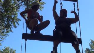 getlinkyoutube.com-Fat Woman on a Ropes Course (aka the moment I fell in love with my body)