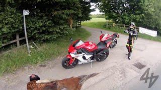 getlinkyoutube.com-Ducati 1299 Panigale v 2015 Yamaha R1