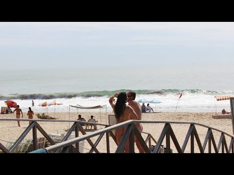 Praia do Pinho /SC - Exclusivas com adeptos do Naturismo
