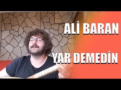 Ali Baran  - Yar Demedin (Official Video) #fikrisahne #alibaran #cover 2020