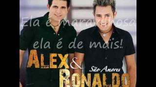 getlinkyoutube.com-Mulher Doidera - Alex e Ronaldo