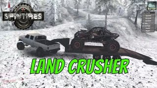 getlinkyoutube.com-Spintires  New Toy! vs Trailer!