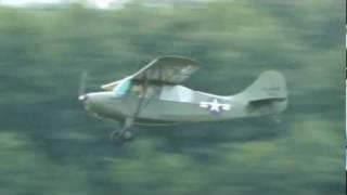 getlinkyoutube.com-First Solo in an Aeronca Champ 6/26/11