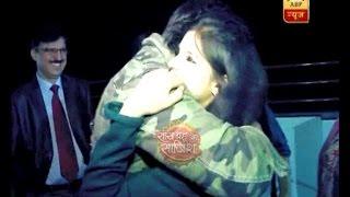 getlinkyoutube.com-Karan Singh Grover reaches hometown, fans go crazy