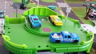 getlinkyoutube.com-KID'S STORIES - Little Car in the New City