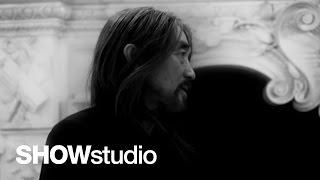 getlinkyoutube.com-SHOWstudio: In Conversation with Yohji Yamamoto