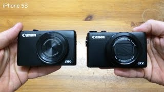 getlinkyoutube.com-Canon G7X vs S120 Which is The Best YouTube Vlogging Camera 2016 ?