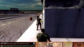 Doom 3-Ground Old Build Part 3