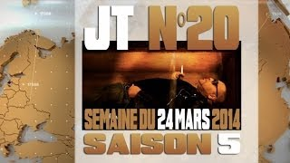 Derka - Jt De Derka N°20 (saison 5) Zombie
