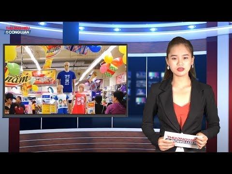 Bản tin Cuối tuần số 11: Mỹ áp thuế 456% đối với thép của Hàn Quốc, Đài Loan gia công tại Việt Nam