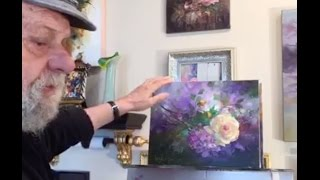 getlinkyoutube.com-The Beauty of Oil Painting