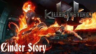 getlinkyoutube.com-Killer Instinct Cinder Story Mode