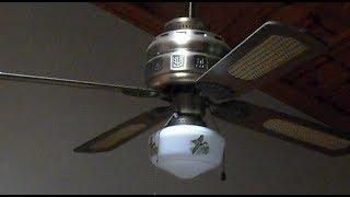 getlinkyoutube.com-ABANDONED HOUSE - Ceiling Fans Inside