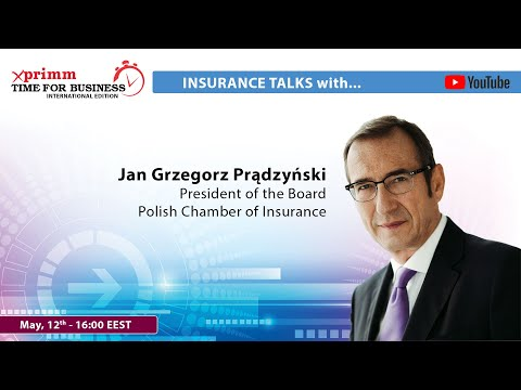 INSURANCE TALKS with… Jan Grzegorz Prądzyński, President of the Board, Polish Chamber of Insurance