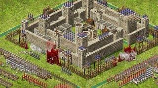 getlinkyoutube.com-Stronghold Kingdoms: Najciekawsze ataki i obrony zamków