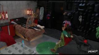 Jessica and Christmas talk it out...kinda 7/10/17 #BB19
