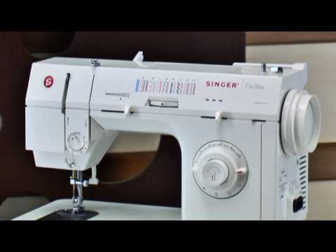 Maquina de Costura Singer Facilita 18 Pontos 2868C564/9876