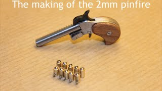 getlinkyoutube.com-The making of the 2mm pinfire pistol
