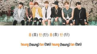getlinkyoutube.com-방탄소년단 / BTS - 흥탄소년단 / Fun Boys (lyrics / romanization)